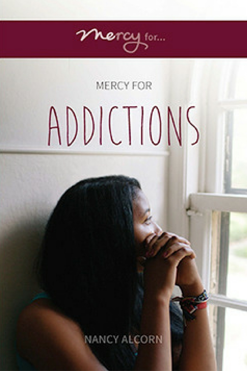 Mercy Canada | Mercy For Addictions (Free E-Book) - Mercy Canada