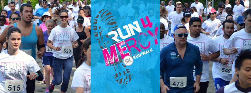 Run 4 Mercy Returns