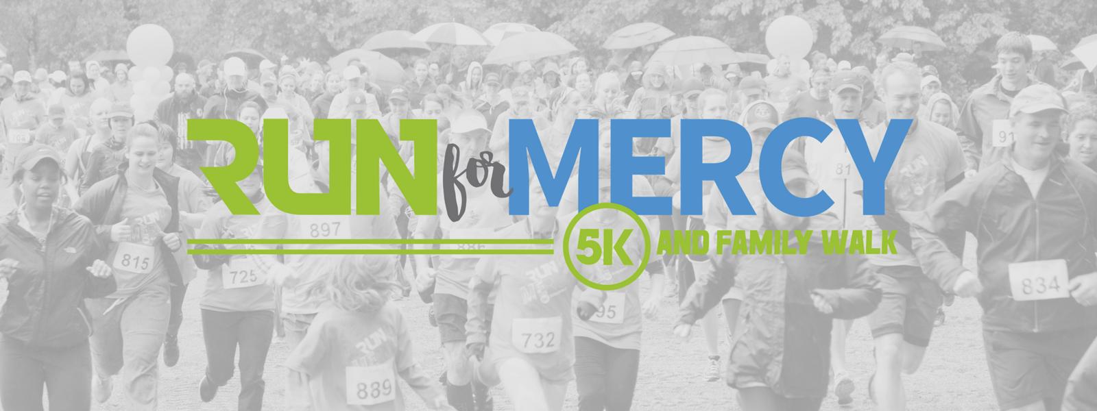 Run for Mercy 2017