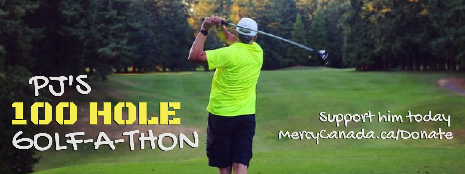 PJ's 100 Hole Golf-A-Thon