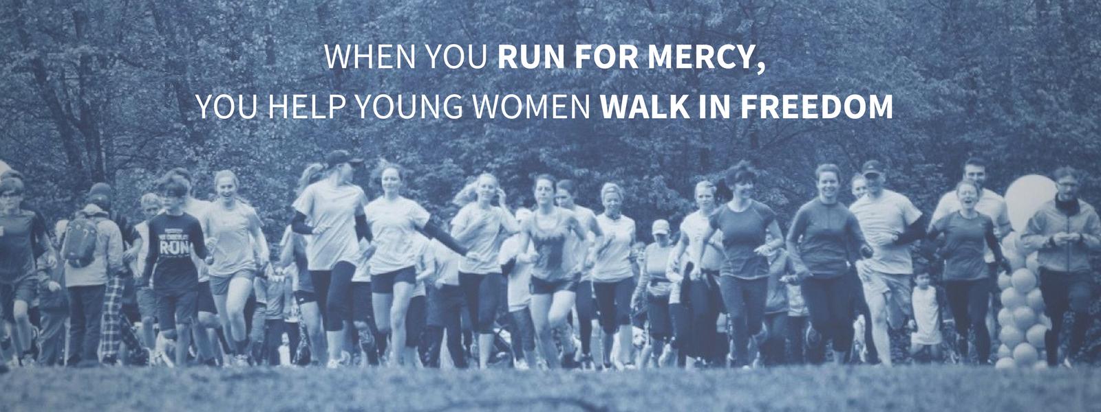 2018 Run for Mercy 5K & Family Walk
