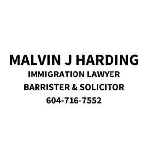 Malvin J HardingImmigration LawyerBarrister & Solicitor (3)