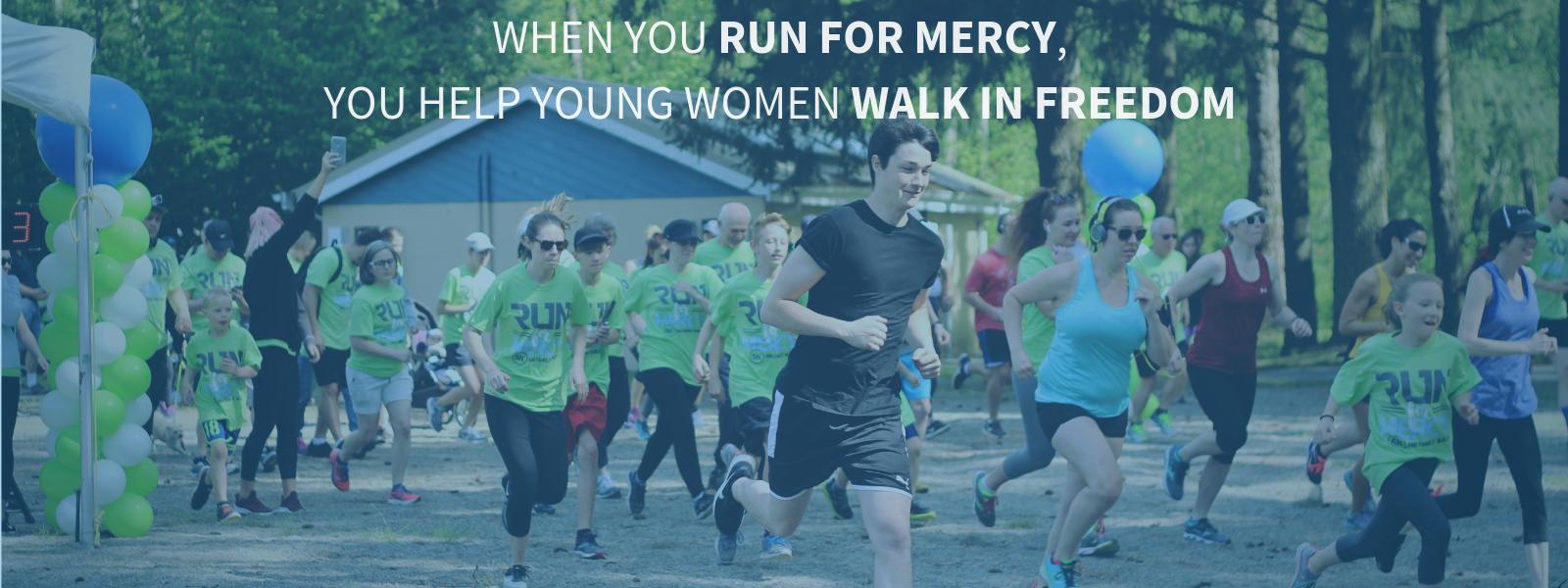 Run for Mercy 5K & Family Walk